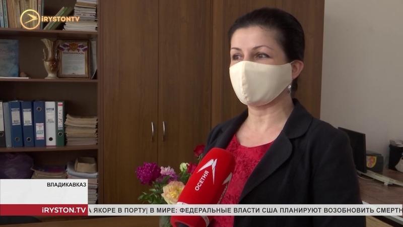 В Северной Осетии сохраняется масочный режим