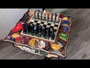 Стол шахматы ♟ нарды Арестанты против Администрации