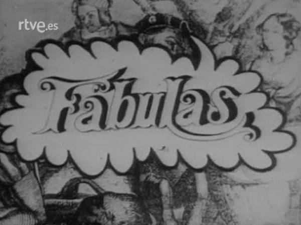 Fábulas - El león vencido por el hombre *1968*