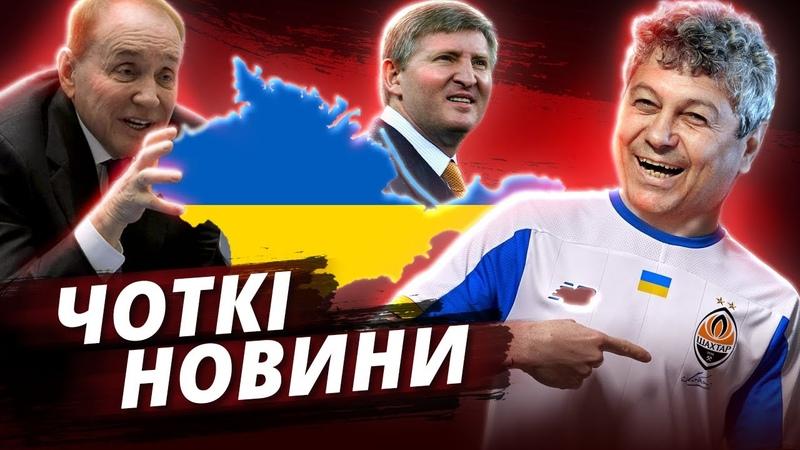 Луческу в Динамо та КВН в Криму ЧОТКІ НОВИНИ
