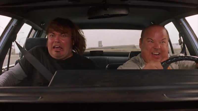 Tenacious D Car Chase City High Definition Pick Of Desti