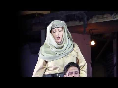 Saioa Hernandez Prode guerrier Io t'amaba Nabucco DEBUT