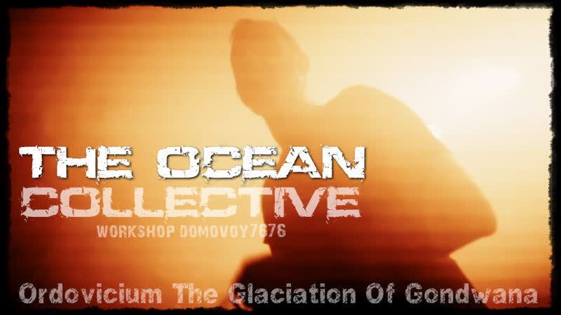 THE OCEAN - Ordovicium The Glaciation Of Gondwana (Live In India) (Official Video 2019)
