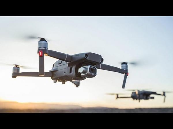 Misteriosa flota de drones sobrevuela algunas ciudades de los Estados Unidos