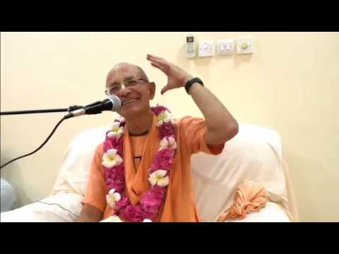 What does it mean to Surrender to God? Bhagavatam Class HH Bhakti Vijnana Goswami