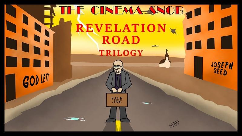 The Revelation Road Trilogy The Cinema Snob