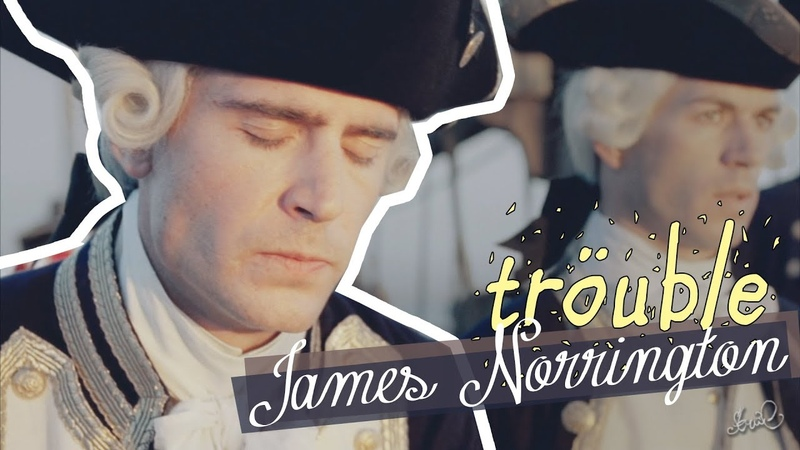 James Norrington ♖ Tröuble (Pirates of the Carribean)