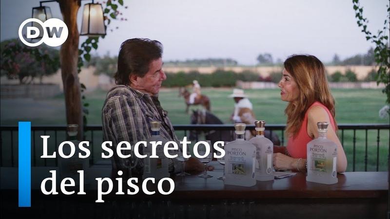 PERU Johnny Schuler productor de pisco