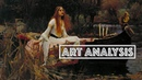 Lady of Shalott Art Analysis Video Essay