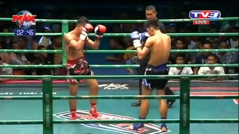 Max Muay Thai Fighter 15 10 2019