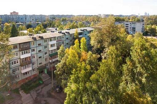 вторичка Архангельск проспект Дзержинского 17