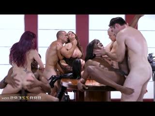 Ana Foxx, Monique Alexander, Nikki Benz, Romi Rain (Ghostbusters XXX Parody - Part 4), Anal, Gape, Russian, Solo, Big Tits Boobs