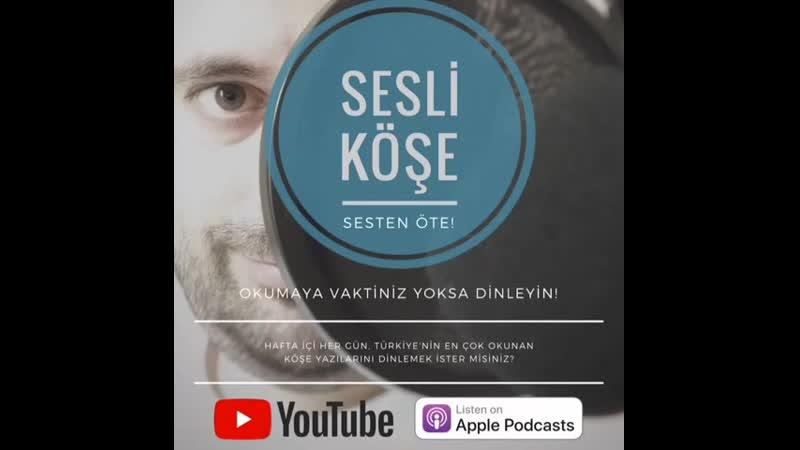 04. Murat Muratoğlu ''Yine seçim otomobili mi'' - Sesli Köşe 19 Kasım 2019 Salı.mp4