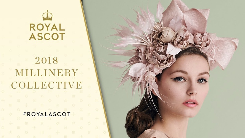 Royal Ascot Millinery Collective 2018