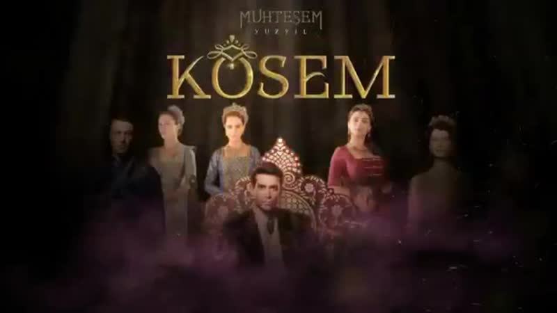 Wspaniałe Stulecie Kösem otwarcie w starym stylu HD