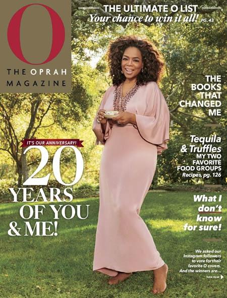 O, The Oprah Magazine - 05.2020