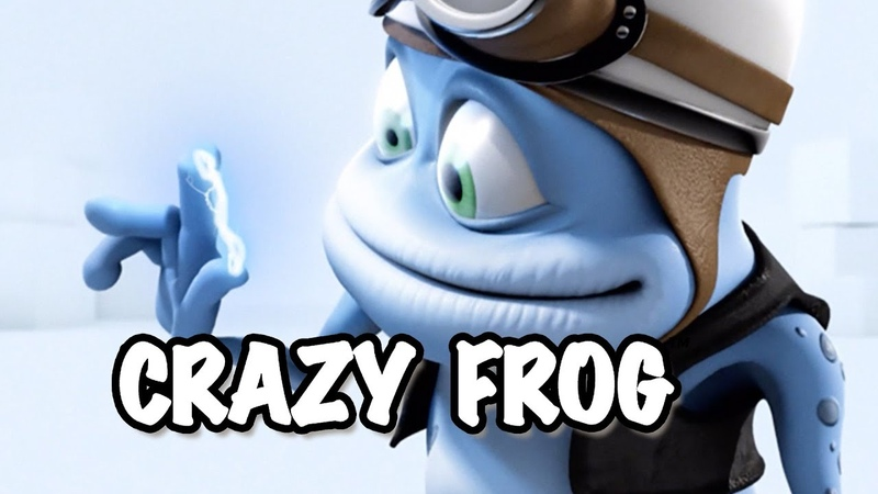 Crazy Frog The Flash Official Video