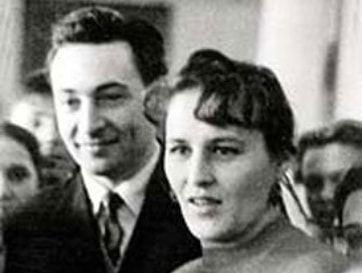 Узнали  Нона Мордюкова и Вячеслав Тихонов в молодые годы.