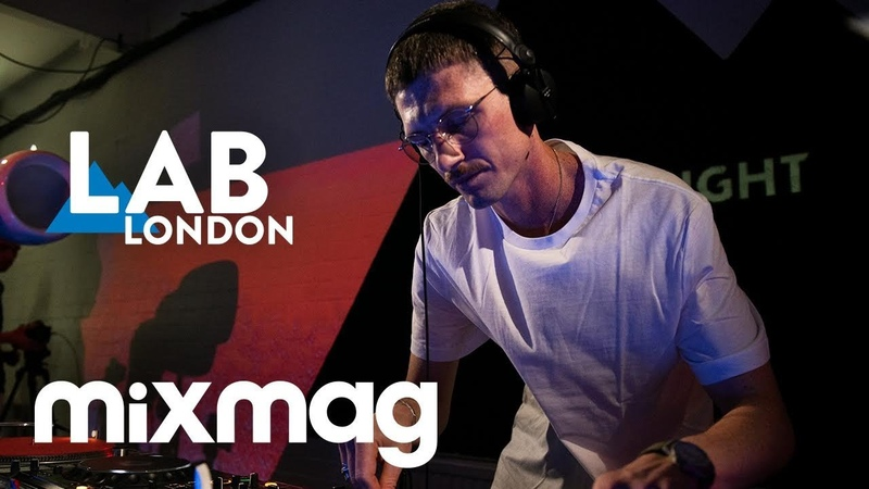 ROMARE in The Lab LDN
