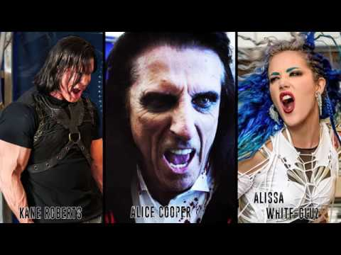 Kane Roberts - Beginning Of The End feat. Alice Cooper Alissa White-Gluz (Official Music Video)