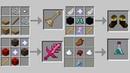 Minecraft КРУТЕЙШИЕ ИДЕИ НОВЫХ КРАФТОВ В МАЙНКРАФТ Оружие Зелья Амулеты