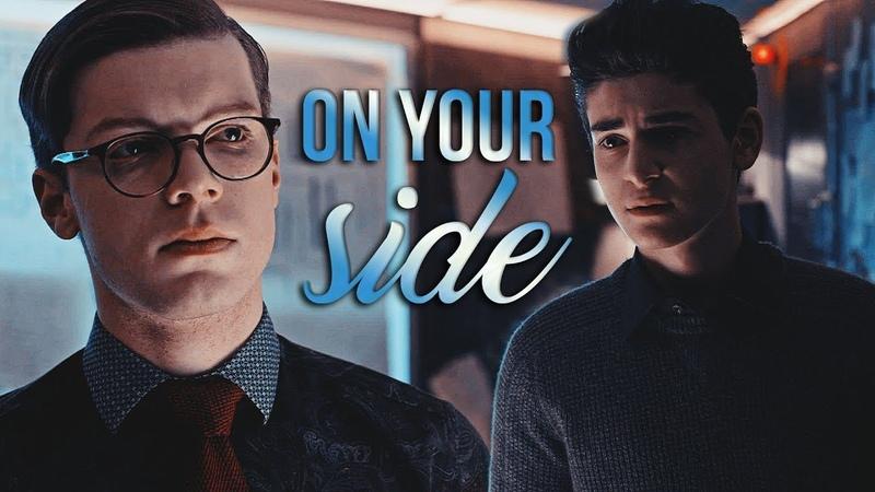 Gotham || On Your Side || Bruce Wayne Jeremiah Valeska