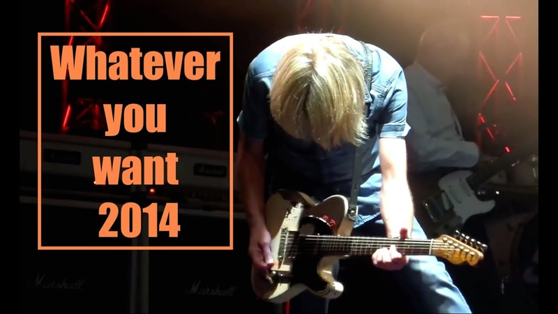 Status Quo Whatever You Want Pro Sound HD