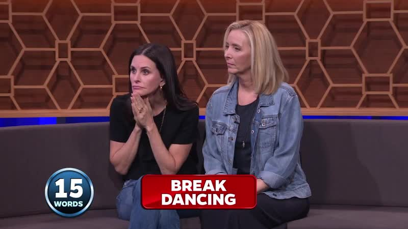 25 Words or Less EP 75 Loni Love Mary McCormack Courteney Cox Lisa Kudrow