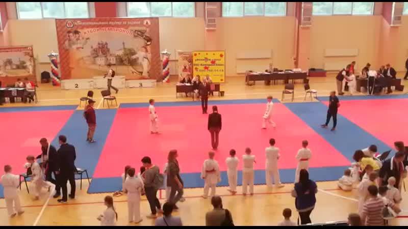 Межрегиональный кубок чемпионов кумите самбо 4 бой ФИНАЛ