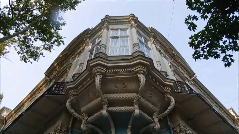 Загадочная Одесса. Старинная и современная. Загадкова Одеса. Odessa.