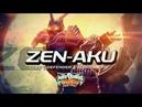Power Rangers: Legacy Wars (Wild Force) Zen Aku (Moveset)