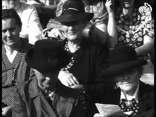 German Evangelic Church Gathering 1950