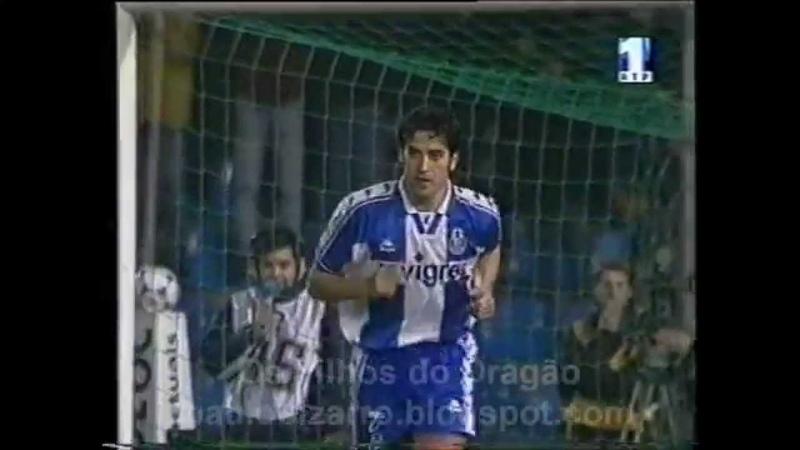 Época 98 99 Campeonato Nacional Sporting 3 2