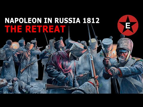 Napoleons Retreat from Moscow 1812
