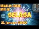 RAMALAN ZODIAK HARI INI SELASA 21 JANUARI 2020   ZODIAC FORECAST JANUARY 21, 2020