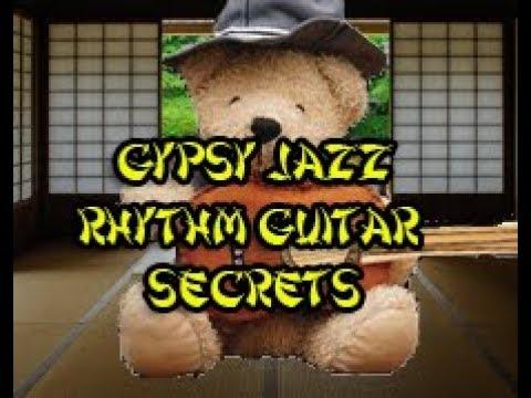 Secrets of Gypsy Jazz / Swing Rhythm ( La Pompe Manouche )