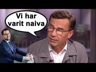 """Jimmie Åkesson hade rätt. """"Vårt förslag kommer tio år för sent"""" """"Vi har varit naiva"""""""