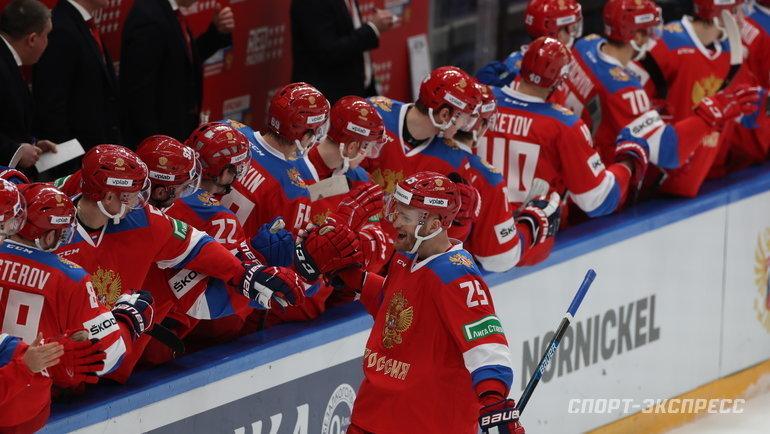 Сборная России по буллитам одолела Чехию на Кубке Первого канала (Видео)
