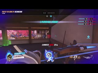 Practicing Hanzo since I dont like Ashe. I guess I can play comp now...