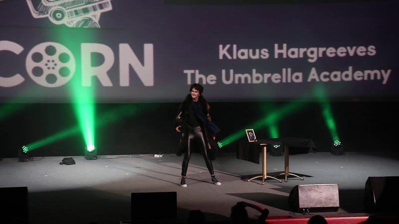 The Umbrella Academy - Klaus Hargreeves - Одиночное дефиле - UNICORN 2019