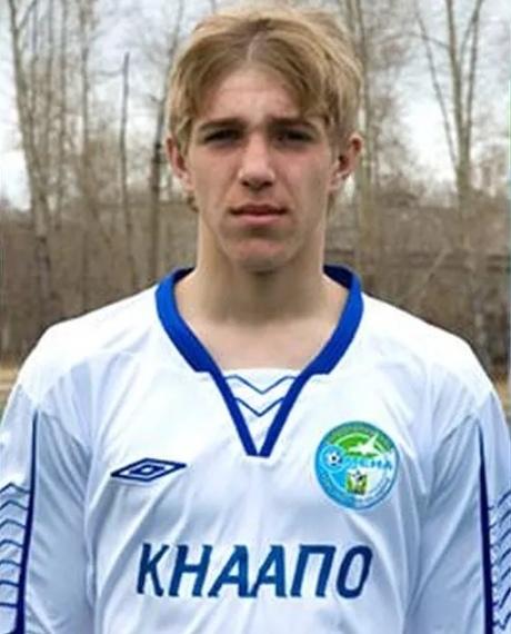 Юрий Газинский в составе «Смены»