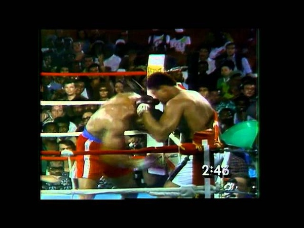 Muhammad Ali vs George Foreman HD 720p [ESPN Classic]