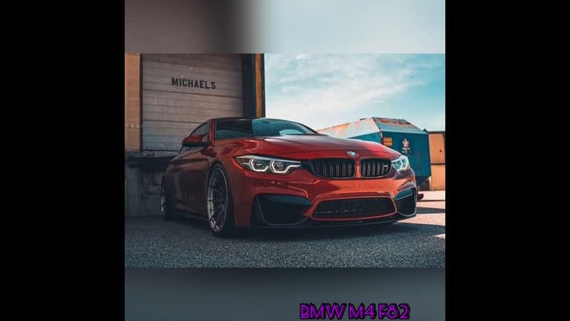 BMW M4 F82 ♥️🍒🔥