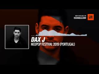 Dax J - Neopop Festival 2019 (Portugal) #Periscope #Techno #music