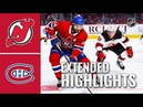 New Jersey Devils vs Montreal Canadiens – Sep.16, 2019 | Preseason | Game Highlights | Обзор матча
