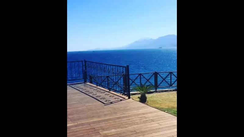 Antalya Konyaaltı Plajı 🌴☀️🇹🇷 ️🌊 geçmiş yaz