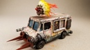 Hot Wheels Custom Sweet Tooth Van from Twisted Metal
