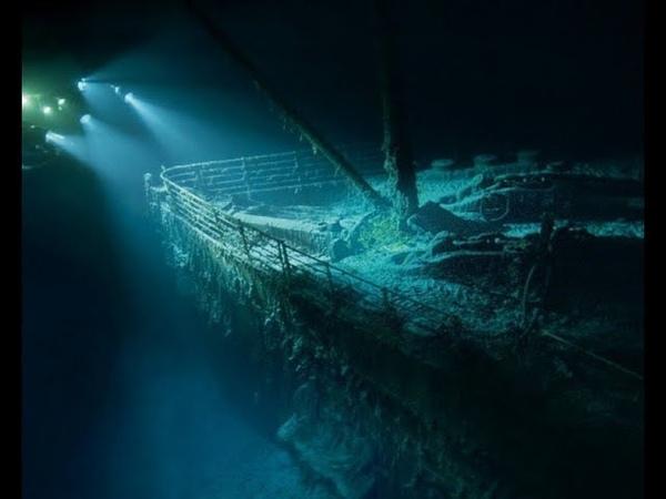 Возвращение на Титаник National Geographic 2020 Full HD 1080p