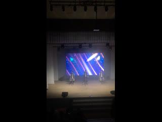 Церемония открытия Межрегионального этап Всероссийской акции по дворовому футболу Уличный красава