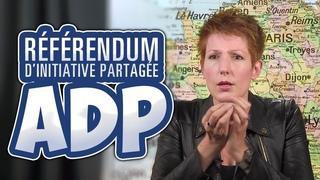 Natacha Polony appelle à signer le référendum d'initiative partagée contre la privatisation d'ADP